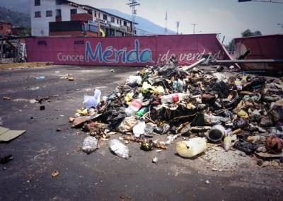 En Mérida se ahogan en basura