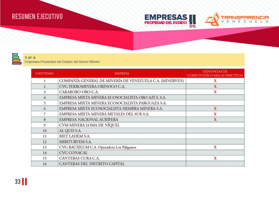EPE II - Resumen ejecutivo, Transparencia Venezuela_Página_33