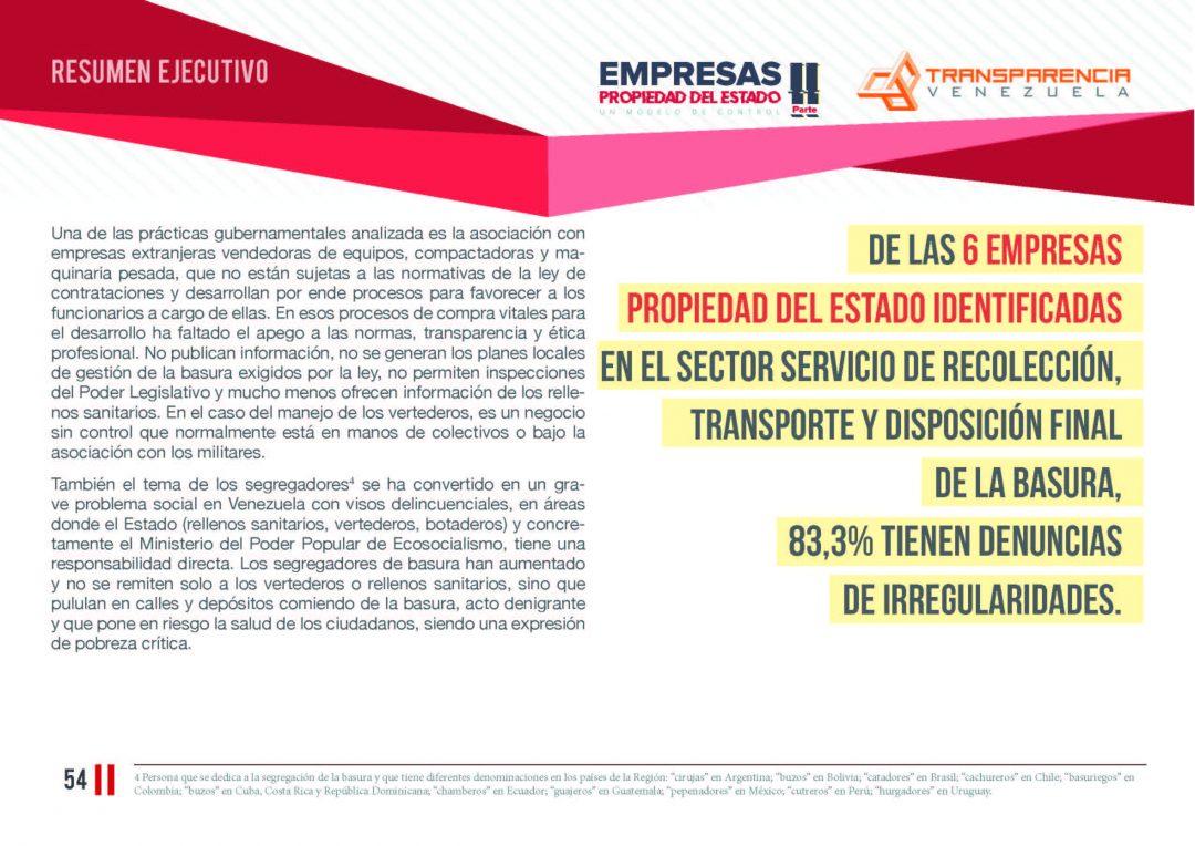 EPE II - Resumen ejecutivo, Transparencia Venezuela_Página_54
