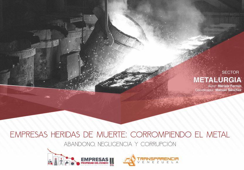 Epe II estudio sector metalurgia