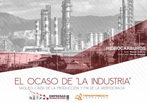 Epe II estudio sector hidrocarburos
