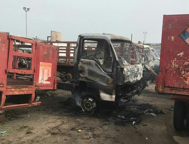 FOTO. GAS Incendio cortesía @PableOstos