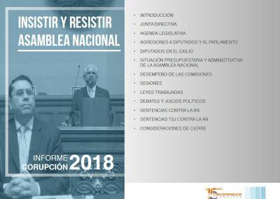 Insistir y resistir: Asamblea Nacional