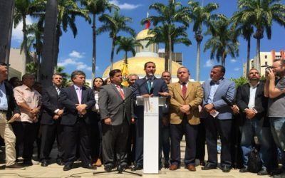 En seis días la justicia chavista violó la inmunidad parlamentaria de 10 diputados