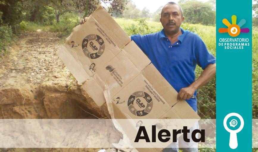 Barinas | Funcionarios denuncian irregularidades en la entrega del Clap