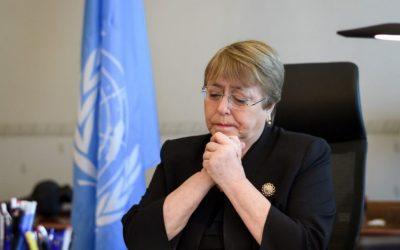 Carta a Michelle Bachelet: La corrupción es el origen de la crisis en Venezuela