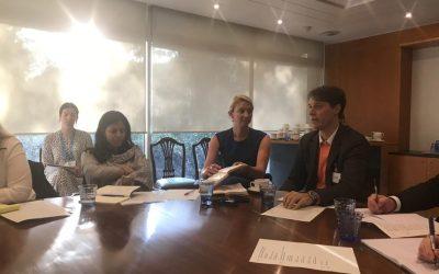 Transparencia Venezuela disertó en Londres sobre falta de independencia del Poder Judicial