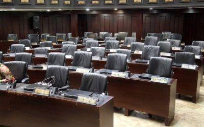 PSUV no asistió a sesión para discutir designación del comité de postulaciones del CNE