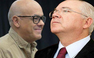 Transparencia Venezuela insta a Jorge Rodríguez y Rafael Ramírez aclarar denuncias mutuas de corrupción