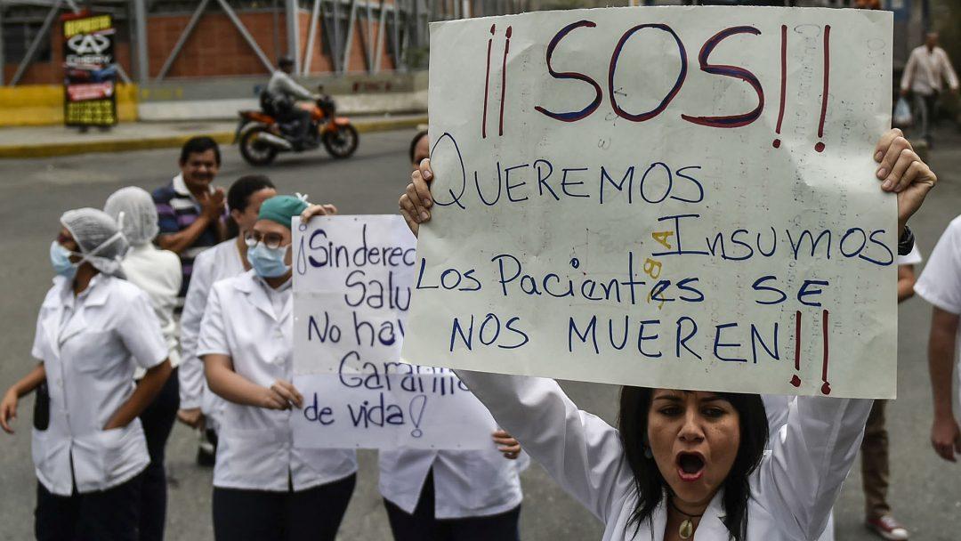 Crisis en Salud, corrupción e ineficiencia