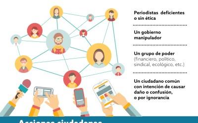 Espacio Público y Transparencia Venezuela enseñan cómo identificar y combatir noticias falsas