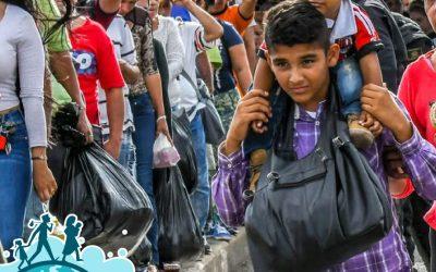 Conflictos que provocaron el éxodo de más de 5 millones de venezolanos siguen vigentes