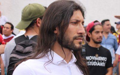 El diputado Renzo Prieto está grave de salud tras 120 días preso