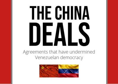 The china deals