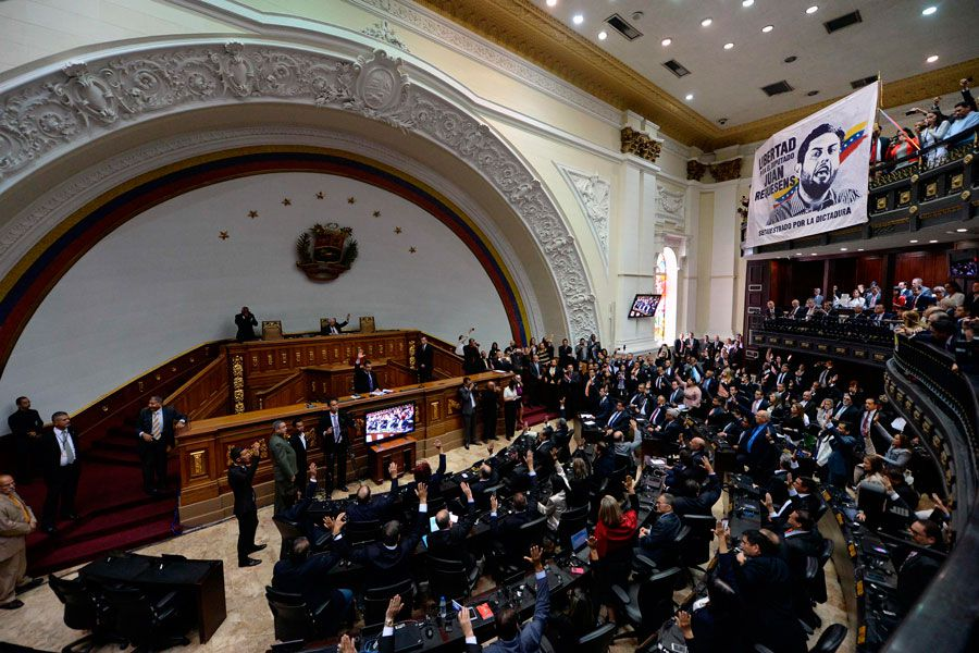 Diputados rechazaron indulto de Nicolás Maduro