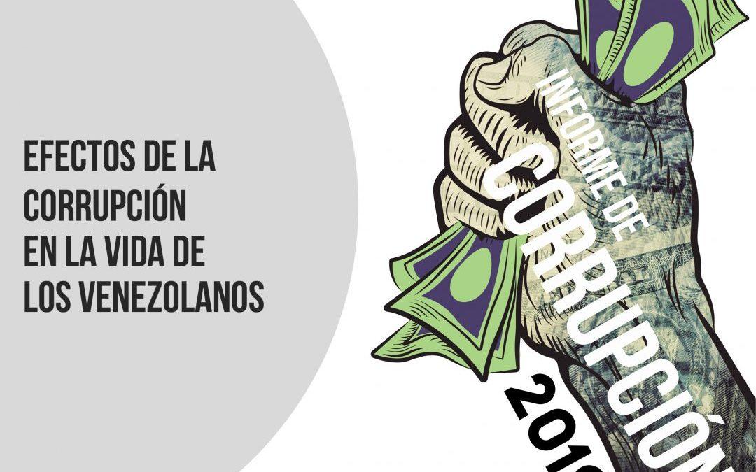 Informe de corrupción 2019 – Crimen organizado y corrupción en Venezuela