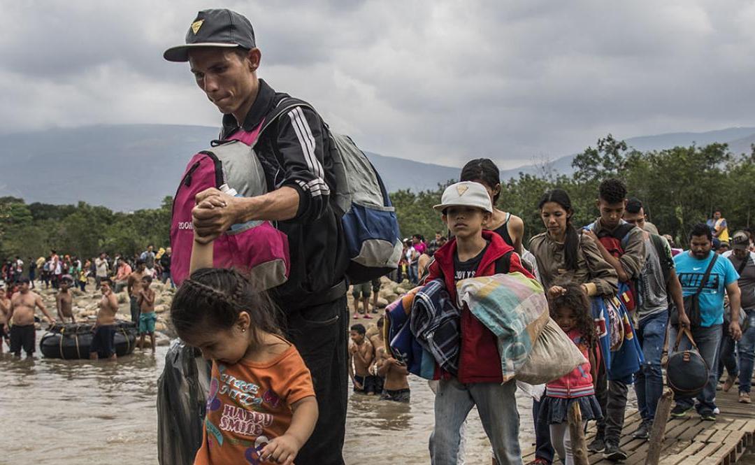 Urge protección para migrantes venezolanos durante la pandemia