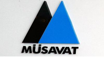 Image result for Müsavat Partiyası