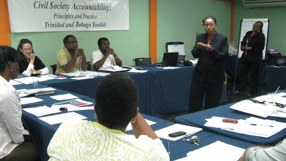 South Workshop on Implementation of CSO Accountability Systems