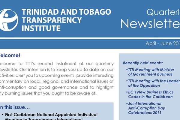 TTTI Newsletter Jun 2012