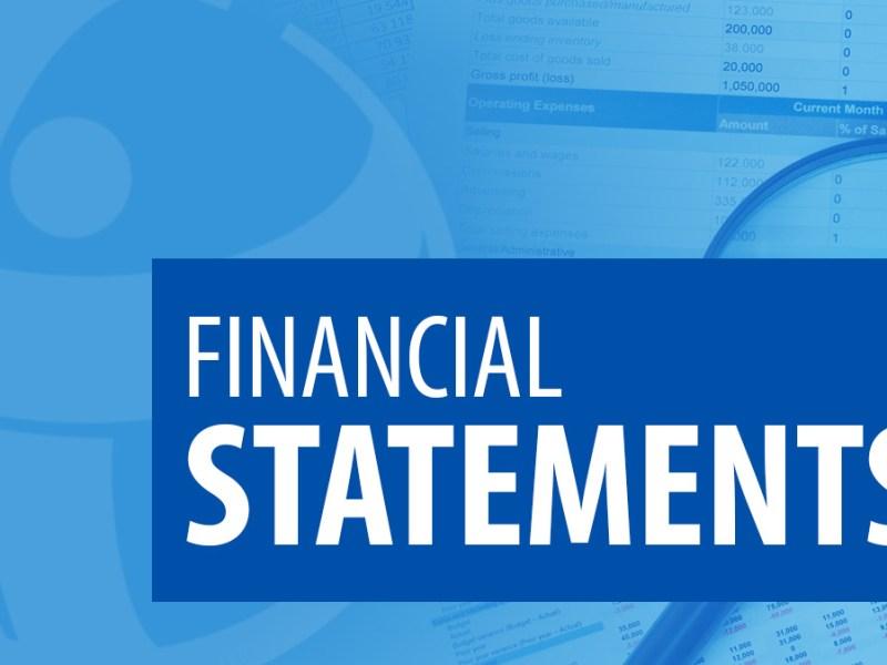 TTTI Financial Statements
