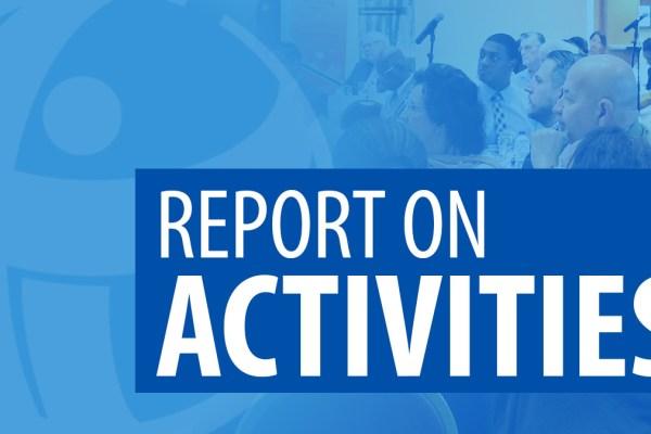TTTI Report on Activities