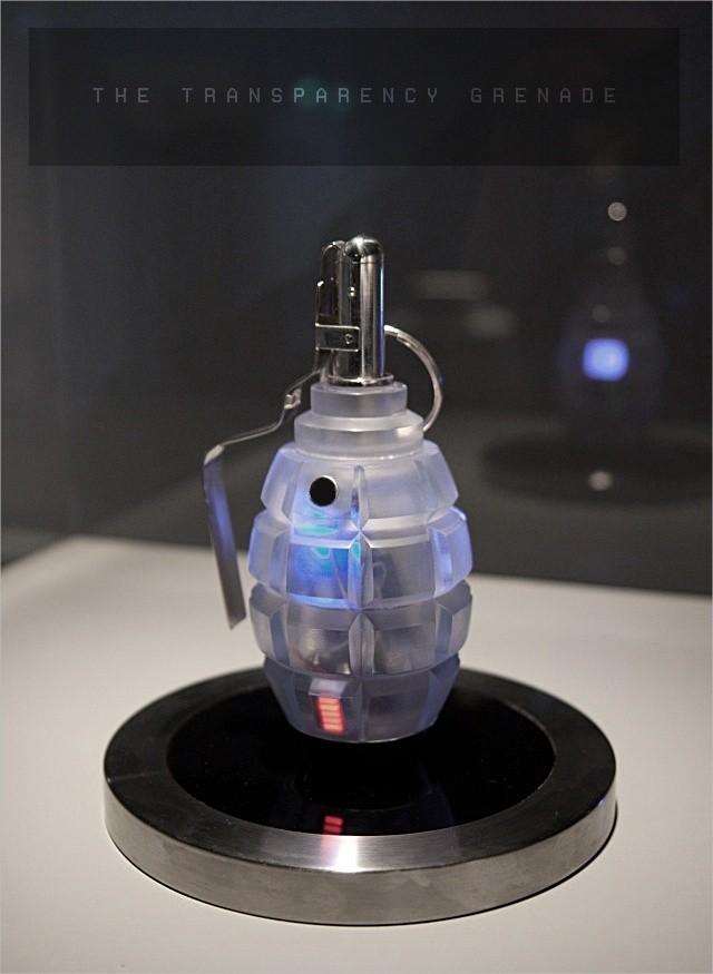 Transparency Grenade 2