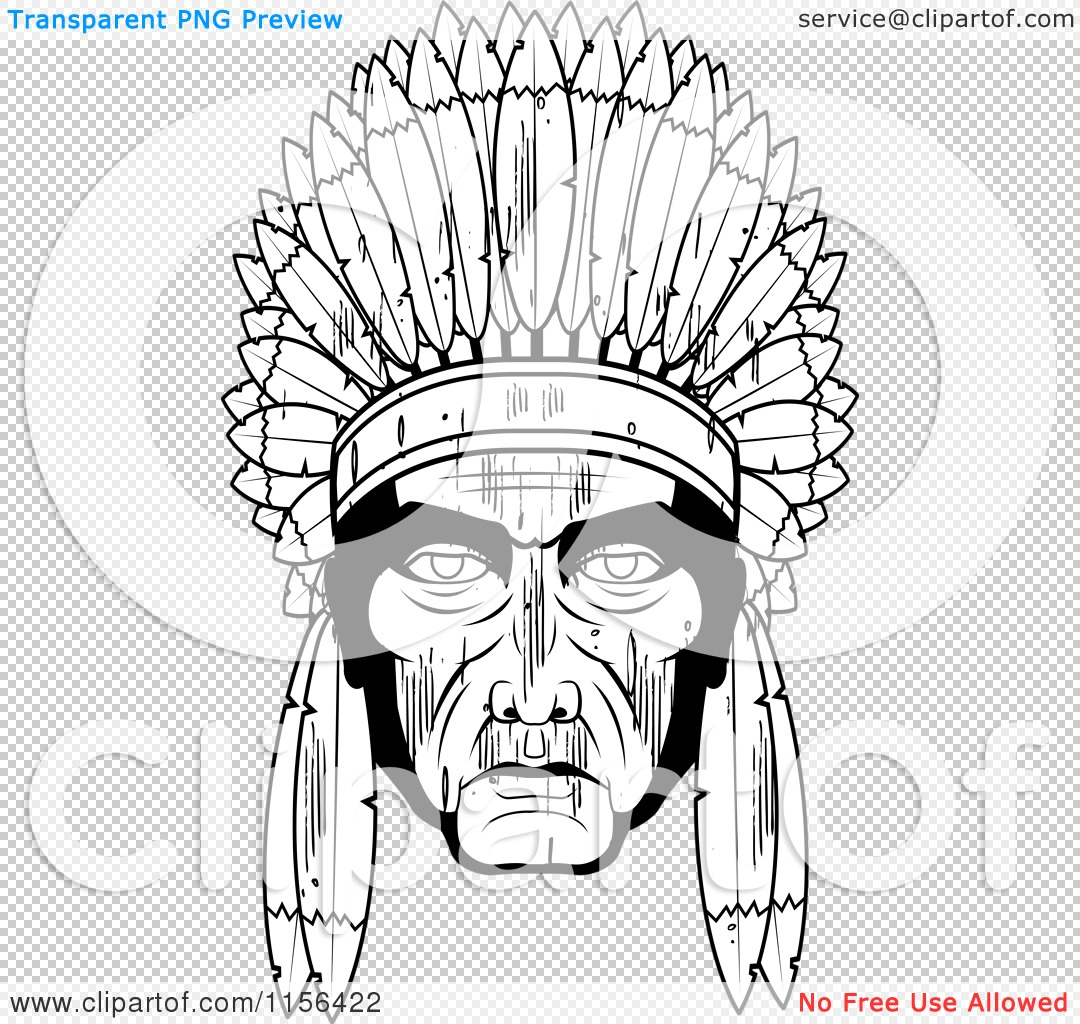 Chief Wahoo Coloring Page Coloring Pages