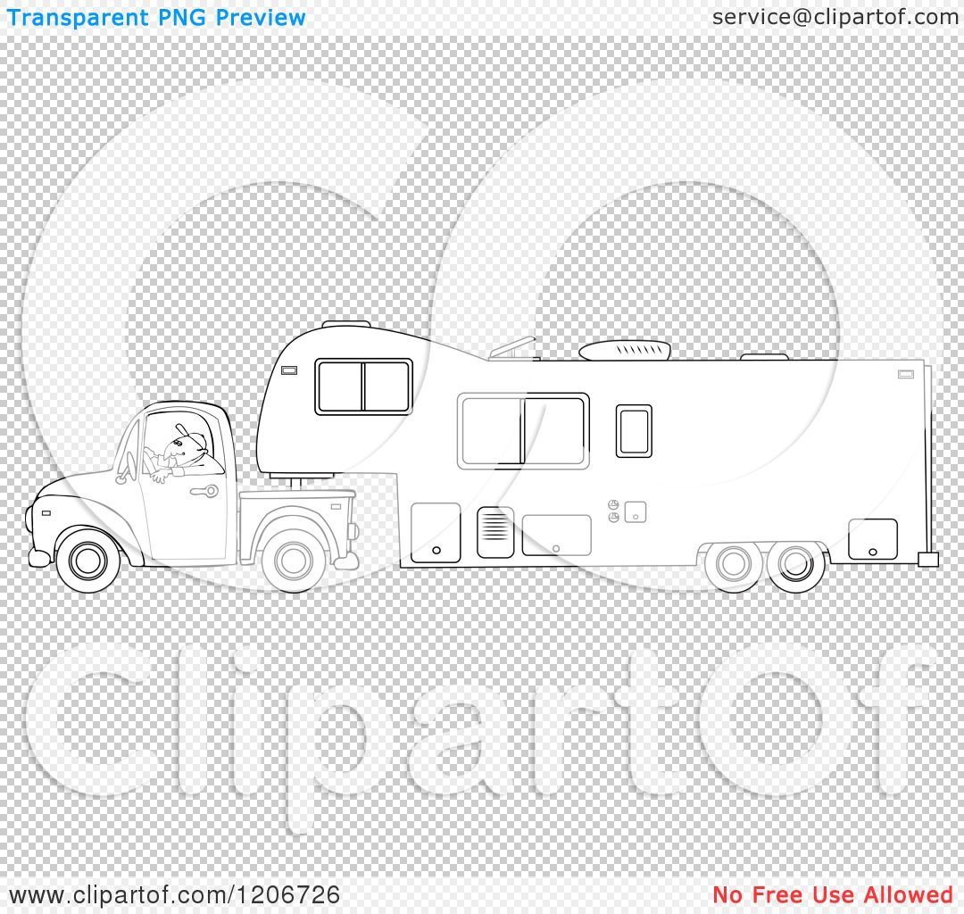 5th wheel vans