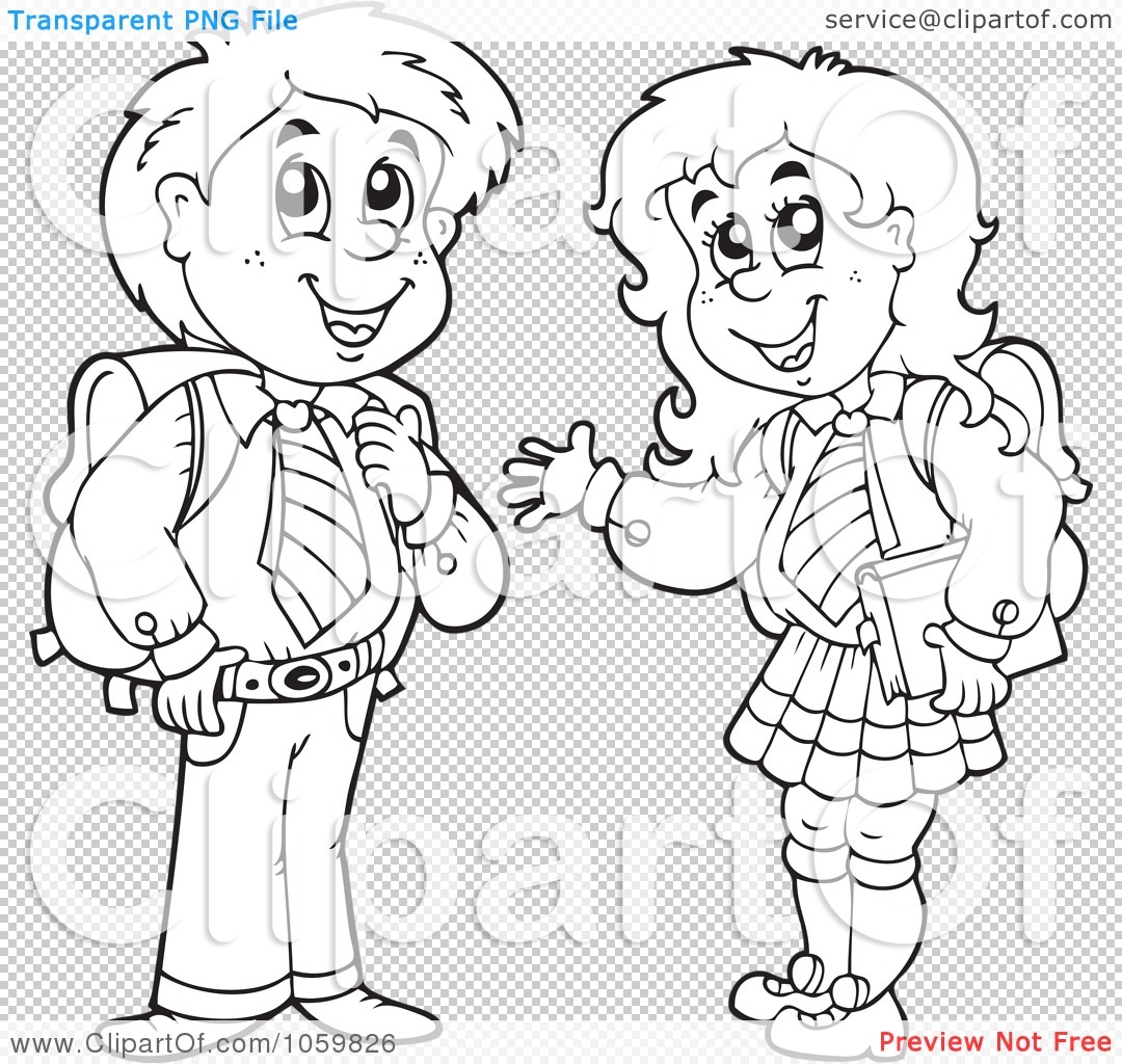 free school clipart for kid
