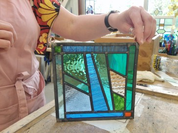 Handmade in a Day - Transparent Glass Studio