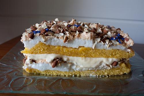 The Transplanted Baker A Midsummer Cake