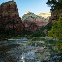 Zion National Park: A Glimpse of Paradise