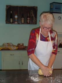 needing the dough