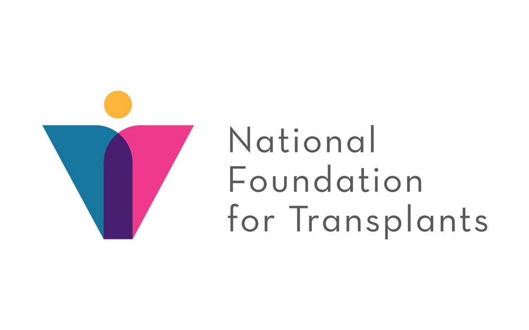 National Foundation for Transplants logo
