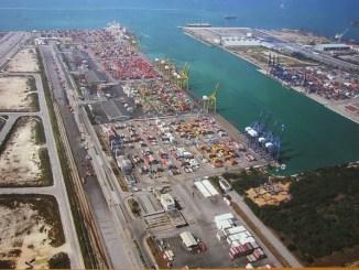 Nowy terminal kontenerowy w Tajlandii