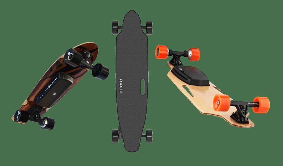 Best Electric Skateboards  Top 10 Motorized Skateboards of 2017