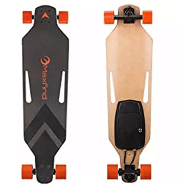 Maxfind Dual Motor Electric Skateboard