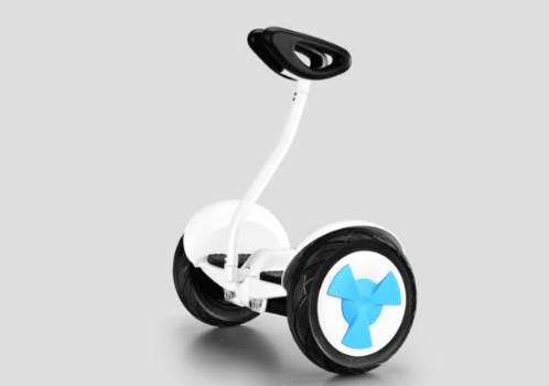 Auji Mini - 2 Wheel Self Balancing Stand Up/Upright Scooter