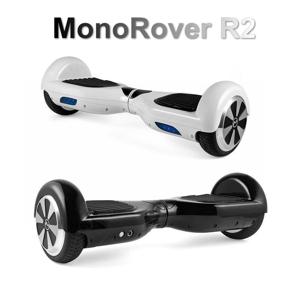 Monorover R2 Self Balancing Scooter Review