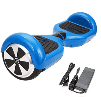 """SURFUS 6.5"""" Waterproof Hoverboard with Buffing Shell UL 2272 Certified Self-Balancing Scooter"""