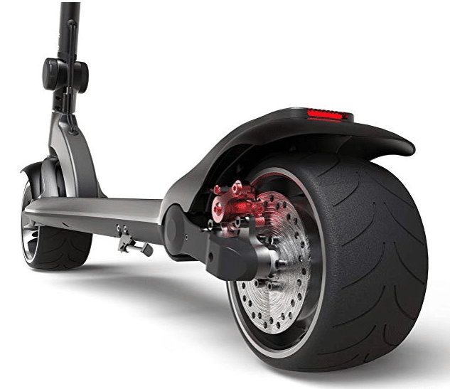Mercane 1000w WideWheel Electric Scooter – Full Review