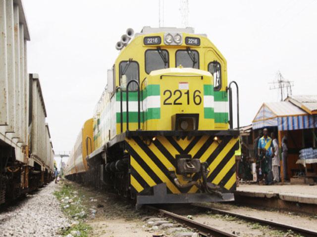 NRC suspends train services at Apapa port