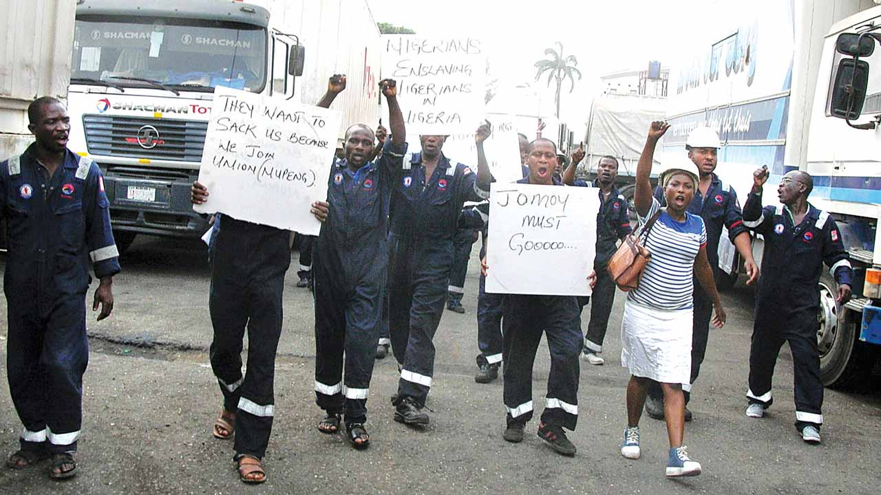 PENGASSAN, NUPENG suspends strike