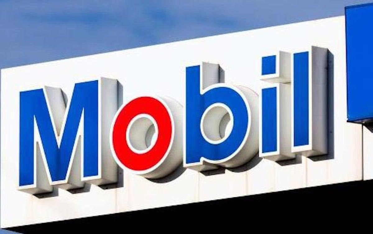 Mobil Producing Nigeria Logo.