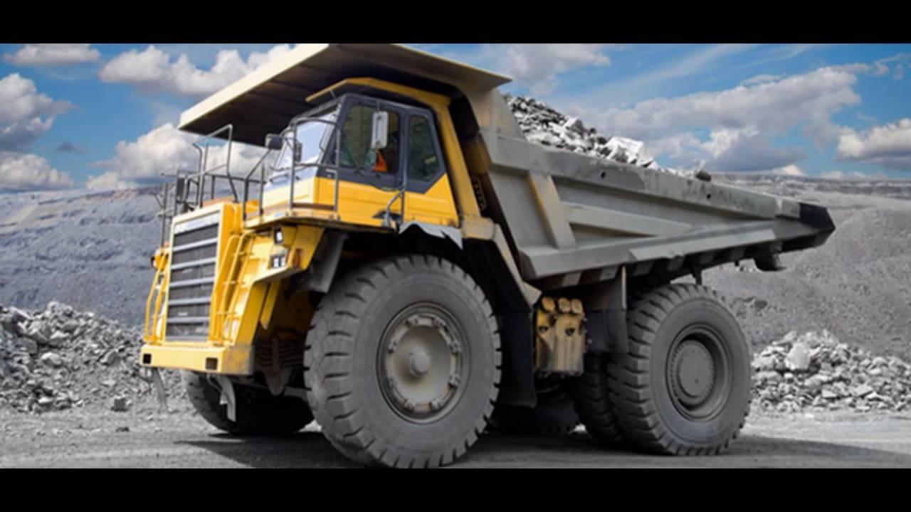 Barite mining in Nigeria.