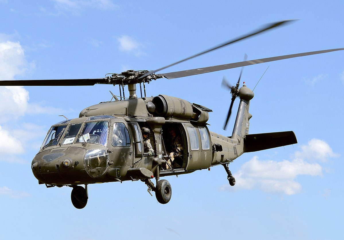 Dutch army helicopter crash leaves two dead
