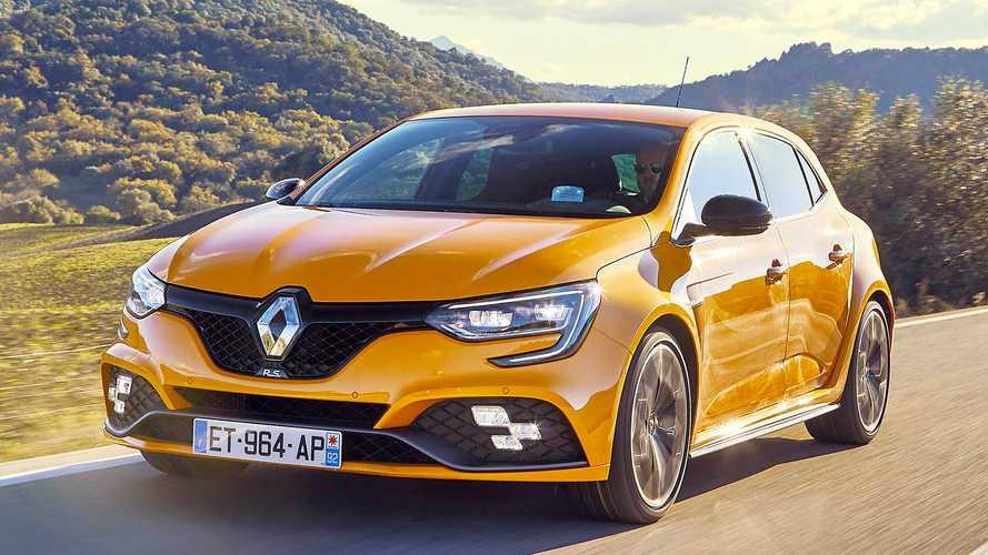 Renault vehicle.