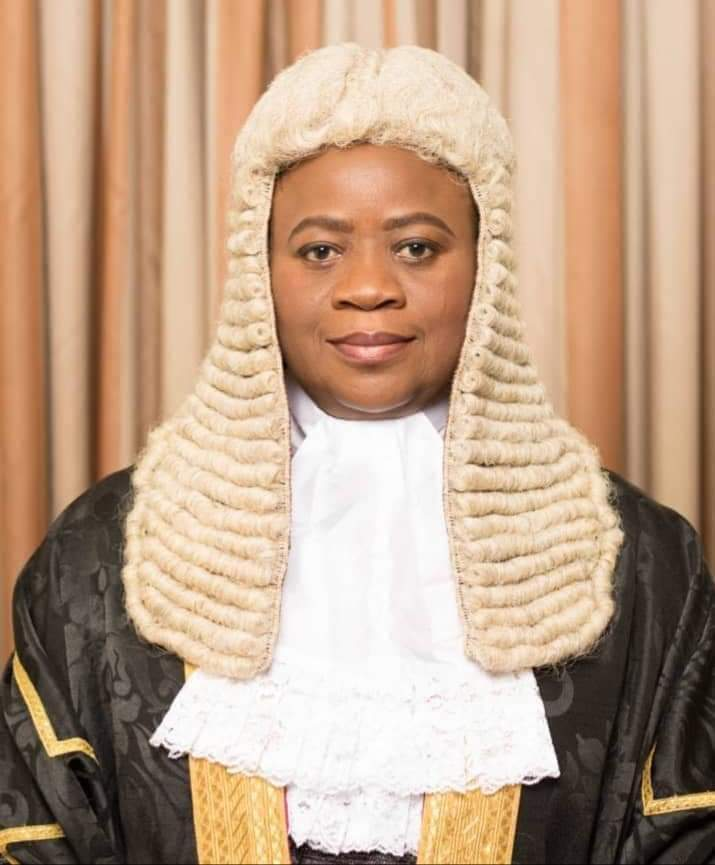 Appeal Court President- Justice Monica Dongban-Mensem