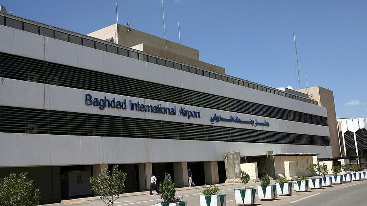 Iraq reopens airspace to commercial flights after four months